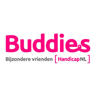 organisatie logo Buddies HandicapNL